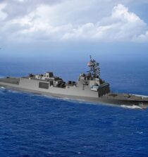 """Navy Names New Frigates the """"Constellation Class"""""""