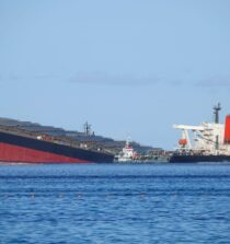 Wakashio Ship Owner: Over 1,000 Tons of Fuel Pumped from Vessel