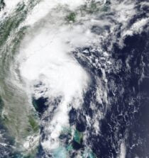 NOAA Upgrades Hurricane Outlook to Record 25 Named Storms