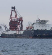 Nord Stream 2 Project: Russian Vessel Fortuna Starts Laying Pipes