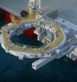Kongsberg To Deliver PGGS For World's Largest Custom-Built Offshore Wind Foundation Installation Vessel