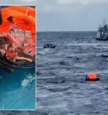 Video: Offshore Vessel Sinks In Campos Basin, 18 Crew Members Rescued