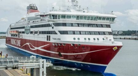 Port of Tallinn Enacts New Rules for Hull Cleaning