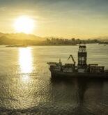 Drillship Offshore Brazil