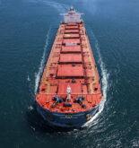 bulk ship