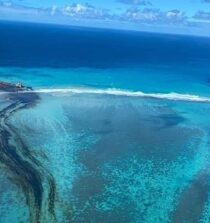 Weather Hampers Wakashio Oil Spill Response in Mauritius