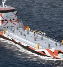 Construction Contracts Signed for First Battery-Powered Tankers