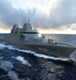 Damen And Blohm + Voss Chosen For Construction German MKS180 Frigates
