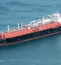 LNG Tanker Set to Deliver Gas to U.S. with European Stockpiles Near Full