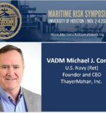 VADM Connor tapped to Tackle Autonomous Maritime Systems at MRS 2021