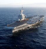 Coronavirus Spreads on French Aircraft Carrier, Hundreds Infected