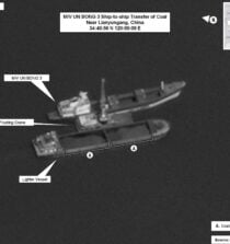 Photos Capture North Korea Ships' Sanctions Busting in Chinese Waters -U.N. Report