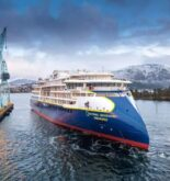 Photos: Ulstein's First X-BOW Polar Vessel 'National Geographic Endurance' Launched