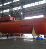 Mitsubishi Shipbuilding Delivers FGSS For The First Japan Built LNG Fueled PCC