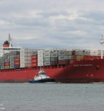 Captain Murdered on Isle of Man-Registered Containership in Colombia