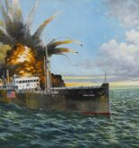 Merchant Mariners, the Second Battle of the Atlantic, and the 75th Anniversary of VE Day