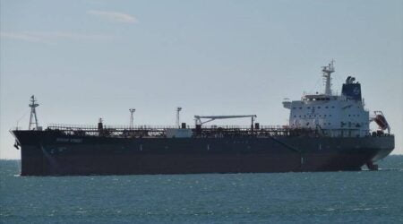 Update: Tanker Attacked Off Oman. Two Crew Members Killed