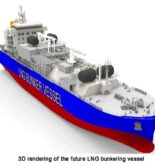 Total & MOL Charter First LNG Bunker Vessel To Operate In France