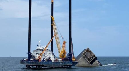 Seacor Power Capsizing: Public Hearing Scheduled for Aug. 2