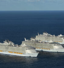 Royal Caribbean Suspends U.S. Cruises, Joining Rivals