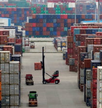 China's Ports Brace for Second Hit as Virus Spread Wipes Out Exports