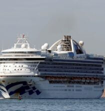 Princess Cruises Suspends All Cruises for Two Months