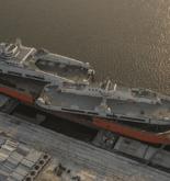 North America's First All-Electric Car Ferries Depart Damen Shipyards