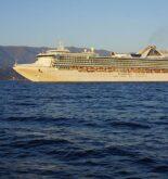 Cruise Ship Held Offshore California Amid Coronavirus Scare