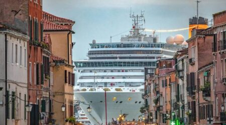 Italy Bans Cruise Liners from Venice